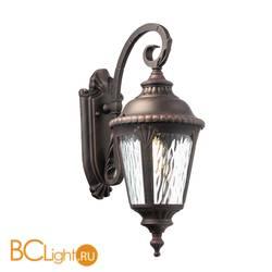 Уличный настенный светильник Maytoni Goiri O029WL-01BZ