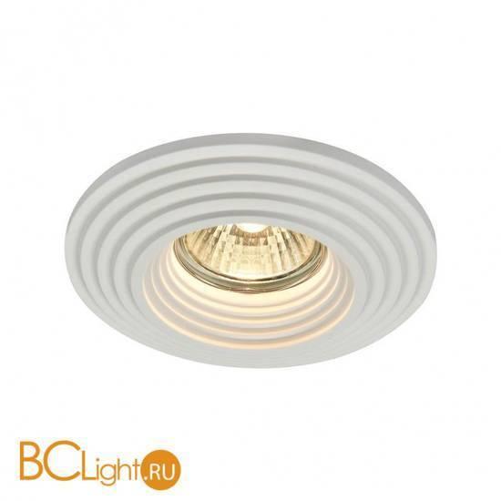 Встраиваемый спот (точечный светильник) Maytoni Gyps DL004-1-01-W