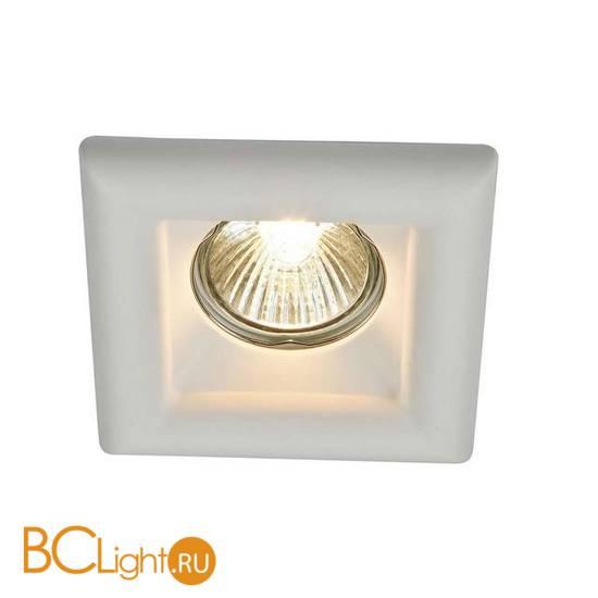 Встраиваемый спот (точечный светильник) Maytoni Gyps DL007-1-01-W