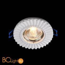 Встраиваемый спот (точечный светильник) Maytoni Gyps DL281-1-01-W