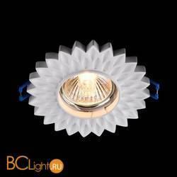 Встраиваемый спот (точечный светильник) Maytoni Gyps DL282-1-01-W