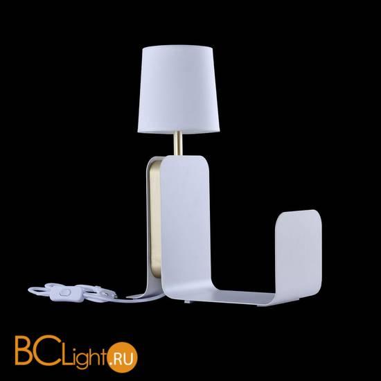 Настольная лампа Maytoni Karl MOD618TL-01W