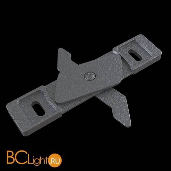 Фиксатор для накладногомонтажа Maytoni Magnetic track TRA004HS-21S серебро