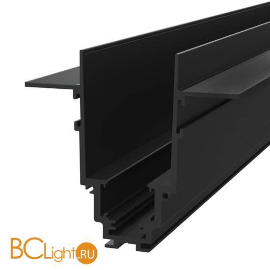 Встраиваемый магнитный шинопровод Maytoni Magnetic track TRX004-223B 3м черный