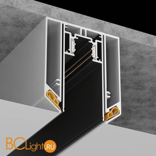 Профиль для монтажа магнитного шинопровода в натяжной потолок Maytoni TRA004MP-21S