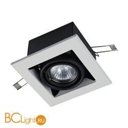 Встраиваемый спот (точечный светильник) Maytoni Metal DL008-2-01-W