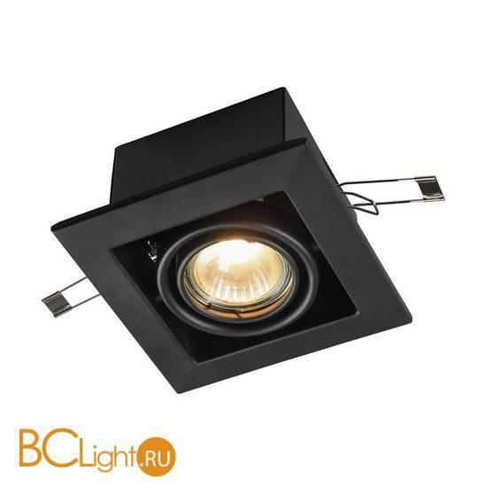 Встраиваемый спот (точечный светильник) Maytoni Metal DL008-2-01-B
