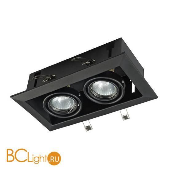 Встраиваемый спот (точечный светильник) Maytoni Metal DL008-2-02-B