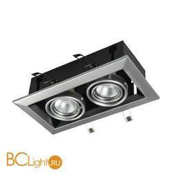 Встраиваемый спот (точечный светильник) Maytoni Metal DL008-2-02-S