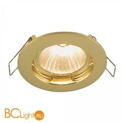 Встраиваемый спот (точечный светильник) Maytoni Metal DL009-2-01-G
