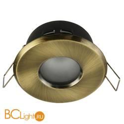 Встраиваемый спот (точечный светильник) Maytoni Metal DL010-3-01-BZ