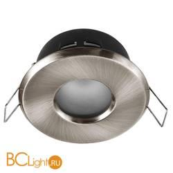 Встраиваемый спот (точечный светильник) Maytoni Metal DL010-3-01-N