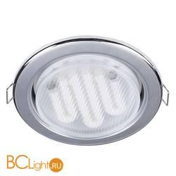 Встраиваемый спот (точечный светильник) Maytoni Metal DL293-01-CH