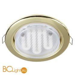 Встраиваемый спот (точечный светильник) Maytoni Metal DL293-01-G