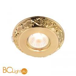 Встраиваемый спот (точечный светильник) Maytoni Metal DL300-2-01-G
