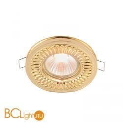 Встраиваемый спот (точечный светильник) Maytoni Metal DL301-2-01-G