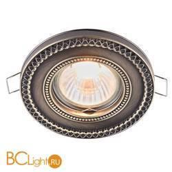 Встраиваемый спот (точечный светильник) Maytoni Metal DL302-2-01-BS