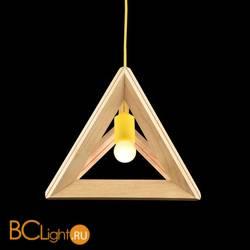 Подвесной светильник Maytoni Pyramide P110-PL-01-YE