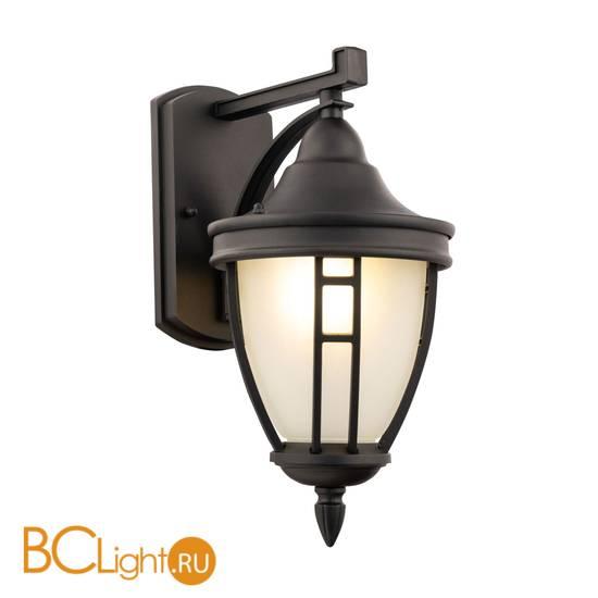 Уличный настенный светильник Maytoni Rivoli O027WL-01B
