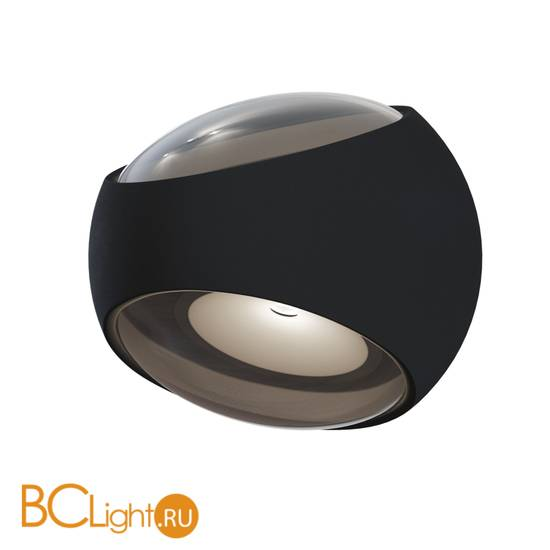 Уличный настенный светильник Maytoni Stream O032WL-L6B3K