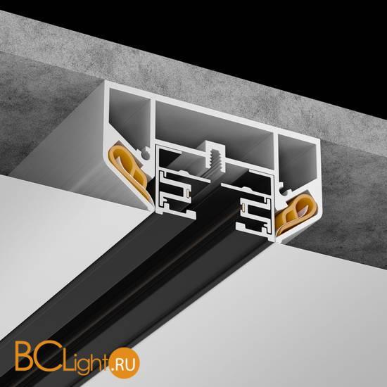 Профиль для монтажа однофазного шинопровода в натяжной потолок Maytoni TRA001MP-11S