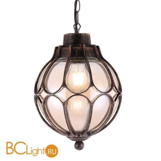 Уличный подвесной светильник Maytoni Via O024PL-01G