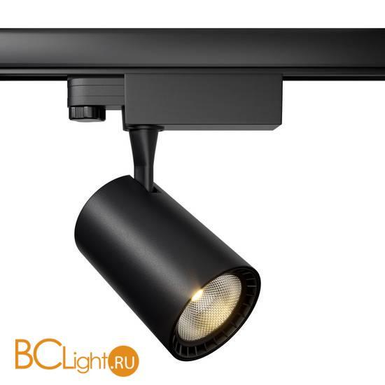Трековый светильник Maytoni Vuoro TR029-3-10W4K-B