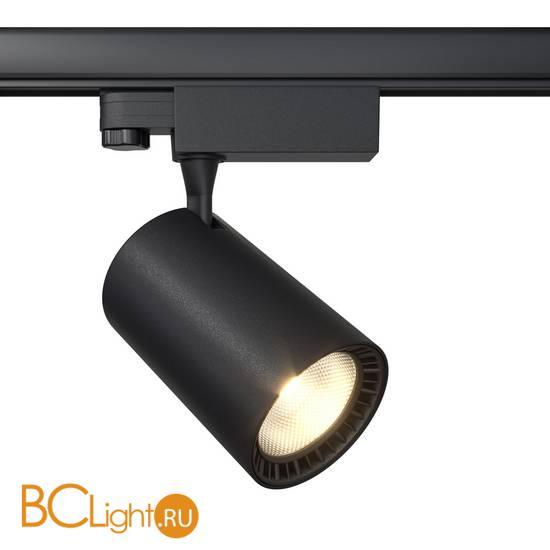 Трековый светильник Maytoni Vuoro TR029-3-30W3K-B