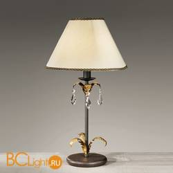 Настольная лампа MM Lampadari Barocco 5098/L1 V1250