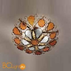 Потолочный светильник MM Lampadari Deco 6765/P6 V2314 amber