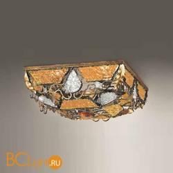 Потолочный светильник MM Lampadari Deco 6741/P4 V2314 amber