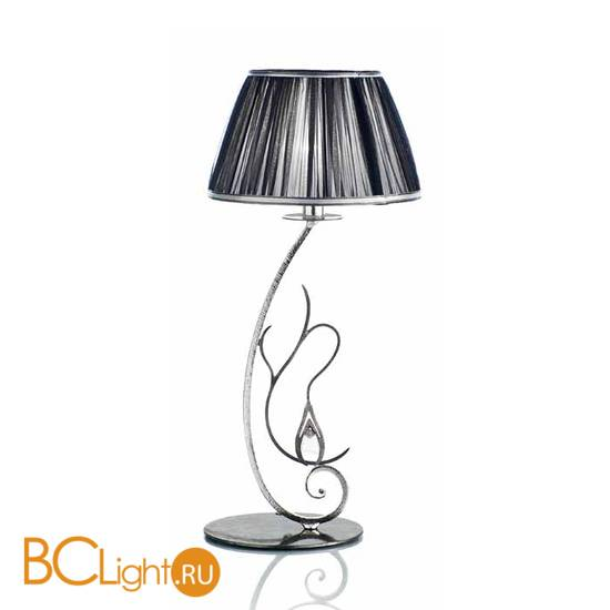 Настольная лампа MM Lampadari Pavone 6920/L1 V2556 With Organza