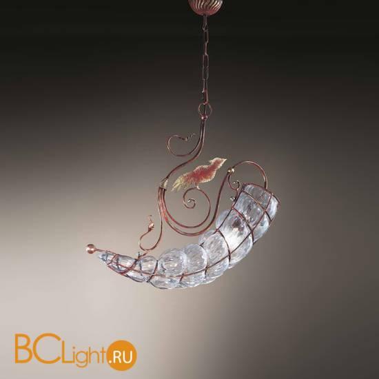 Подвесной светильник MM Lampadari Soffiati 5360/1 V2301