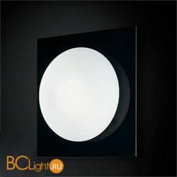 Настенно-потолочный светильник Murano Due GIo 40 P PL Black 0404045363802