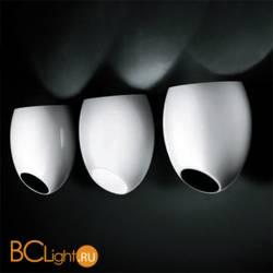 Настенно-потолочный светильник Murano Due Glossy 22 P PL white