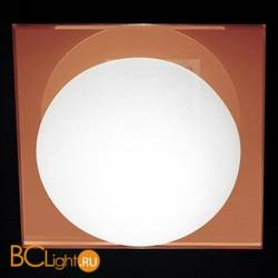 Настенно-потолочный светильник Murano Due MiniGIo P PL red