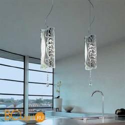 Подвесной светильник MURANOdue Gallery Charme S Platino 0000417