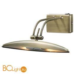 Подсветка для картин N-Light Compact 957/2G9 antique brass