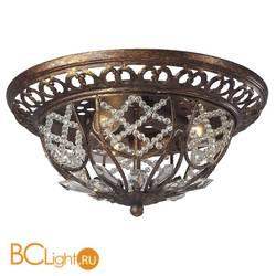 Потолочный светильник N-Light Mirta 634-03-03 spanish bronze