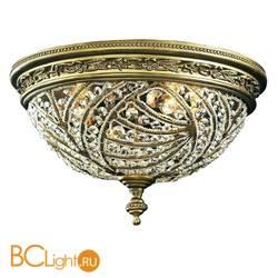 Потолочный светильник N-Light Ringo 6242/4 dark bronze