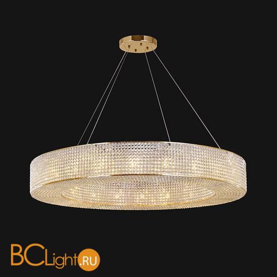 Подвесной светильник Newport 10199+11/C gold