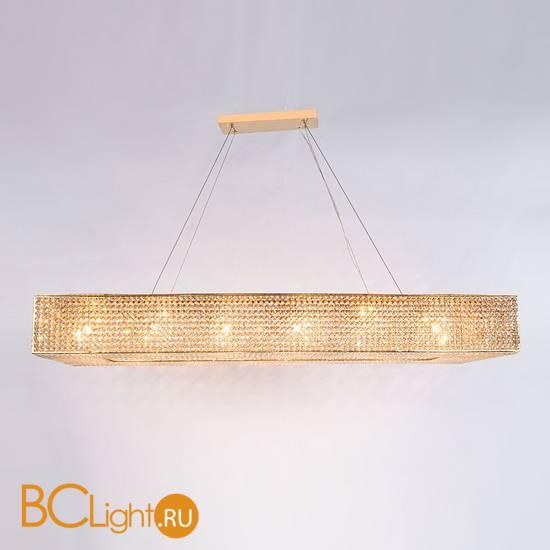 Подвесной светильник Newport 10198+8/C gold
