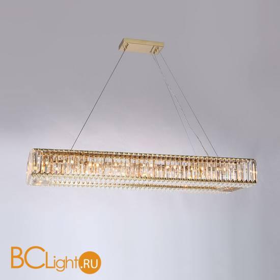 Подвесной светильник Newport 10265+15/C gold