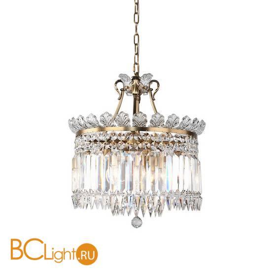 Подвесной светильник Newport 10328/C brushed brass
