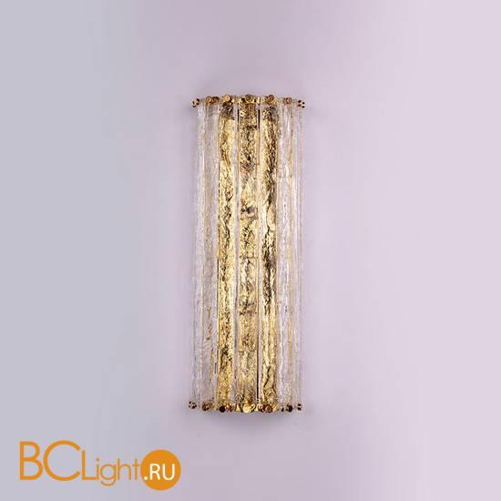 Настенный светильник Newport 10823/A gold
