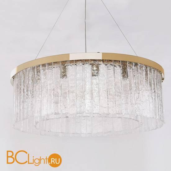 Подвесной светильник Newport 10828+3/S gold