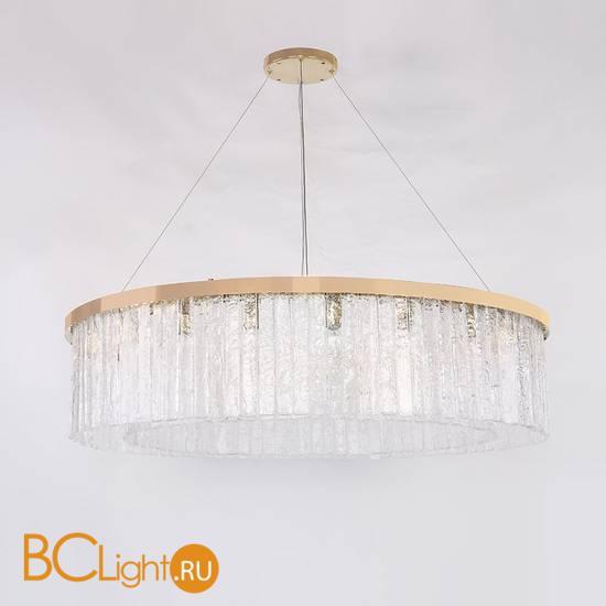 Подвесной светильник Newport 10828+12/S gold