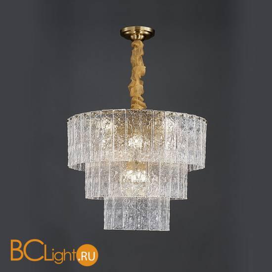Подвесной светильник Newport 10826+10/С brass