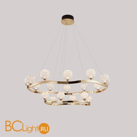 Подвесной светильник Newport 3818/S gold