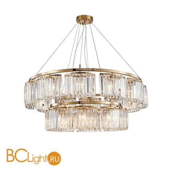 Подвесной светильник Newport 4358+12/S gold
